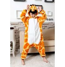 Giraffe Kids Children Pajamas Cosplay Kigurumi Onesie Anime Costume Sleepwear
