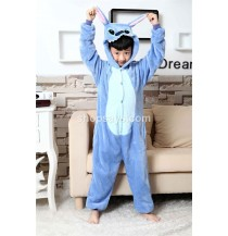 Alien Kids Children Pajamas Cosplay Kigurumi Onesie Anime Costume Sleepwear