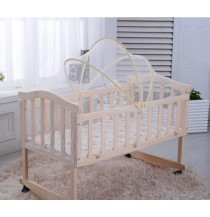 Baby 100cm Mesh Mosquito Netting Universal Carriage Crib
