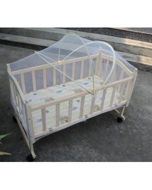 Baby 120cm Mesh Mosquito Netting Universal Carriage Crib