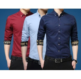 Men's Shirt for Work, Business Wear