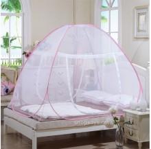 Self Standing Foldable Mosquito Net/ Kelambu Nyamuk (Pink)