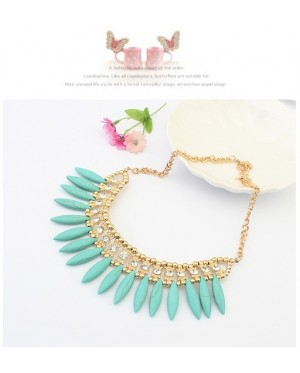 Fairy Rhinestone Statement Necklace + FREE Gift box