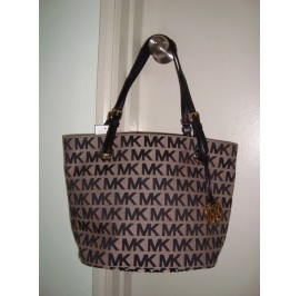 MICHAEL KORS Women Signature Jacquard Medium Tote