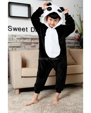 [READY ] Panda Kids Pajamas Cosplay Kigurumi Onesie Costume Sleepwear