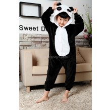 Panda Kids Children Pajamas Cosplay Kigurumi Onesie Anime Costume Sleepwear