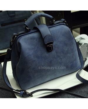 Doctor Handbags Women Shoulder Sling Bags Pu Messenger Bag Lady Tote
