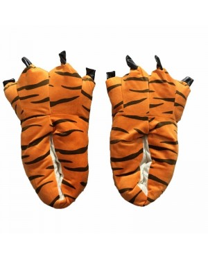 Onesie Animal Paw Slipper Soft Plush Indoor Shoes