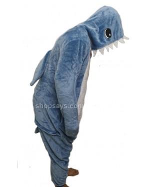 Shark Adult Unisex Pajamas Cosplay Kigurumi Onesie Costume Sleepwear