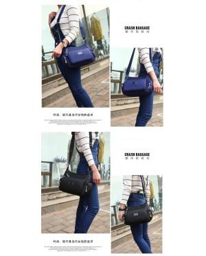 Women Ladies Water-resistant Crossbody Sling Shoulder Bag