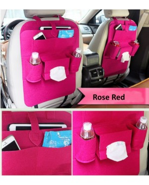 Car Backseat Organizer Multi-Pocket Storage