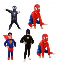 Kids Superhero Halloween Party Costumes (lightweight material)