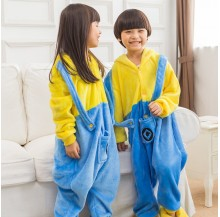 Mini Kids Children Pajamas Cosplay Kigurumi Onesie Anime Costume