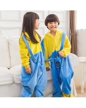 Mini Kids Children Pajamas Cosplay Kigurumi Onesie Anime Costume