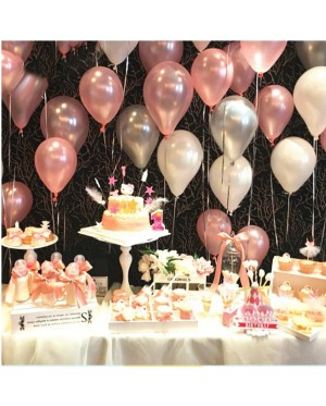 [50/20pcs] 12in Latex Pearl Balloon Party/ Birthday/Wedding (Shiny)
