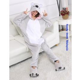 Koala Adult Unisex Pajamas Cosplay Kigurumi Onesie Costume Sleepwear