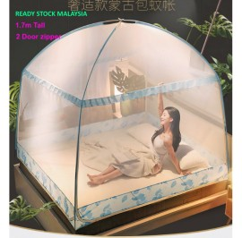 High Net Kelambu Khemah Mosquito Net *3 bed size {Local MY Stock}