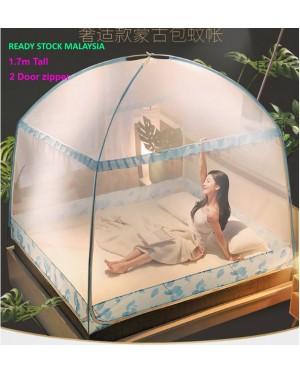 [LOCAL MY] +Extra High Net Kelambu Khemah Mosquito Net *3 bed size