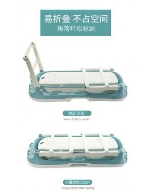 NEW Thick Portable Adult Folding Bathtub SPA Pool Bath Tub