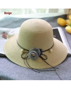 Straw hat sun, beach, holiday 02
