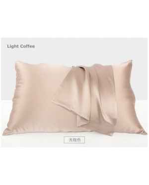 100% Mulberry Silk Pillowcase with zipper